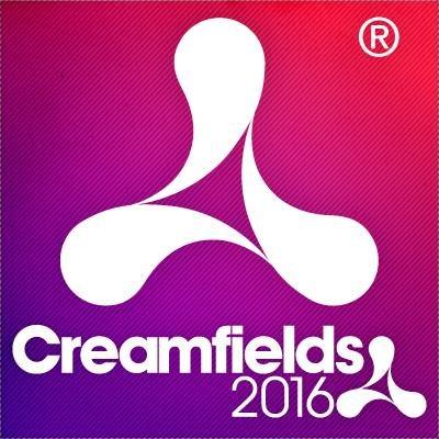 Creamfields 2016 logo