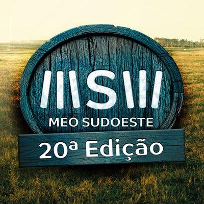MEO Sudoeste 2016
