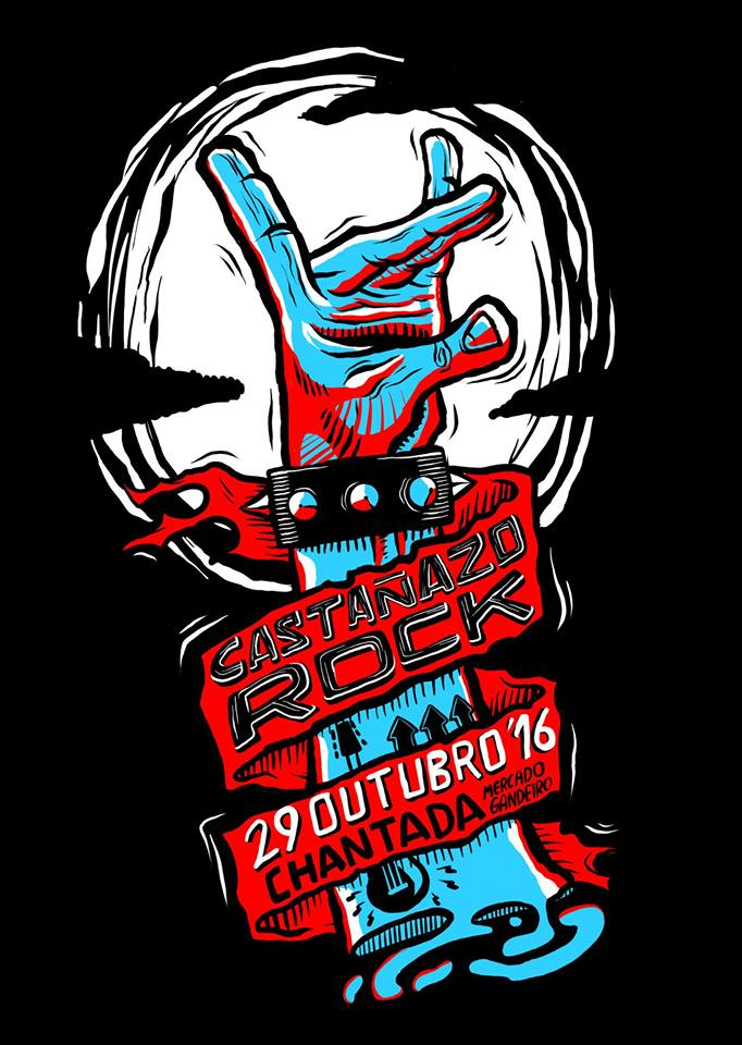 Castañazo Rock 2016
