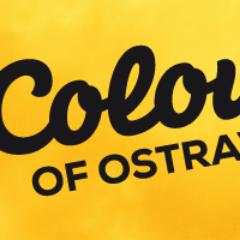 Colours of Ostrava logo