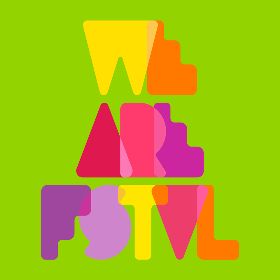 We Are FSTVL 2017 logo