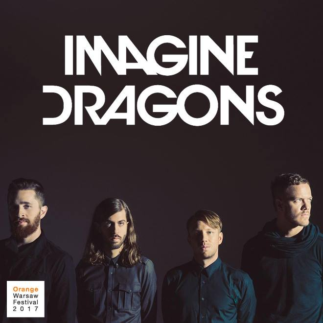 Imagine Dragons в москве 2017