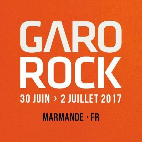 Logo Garorock 2017