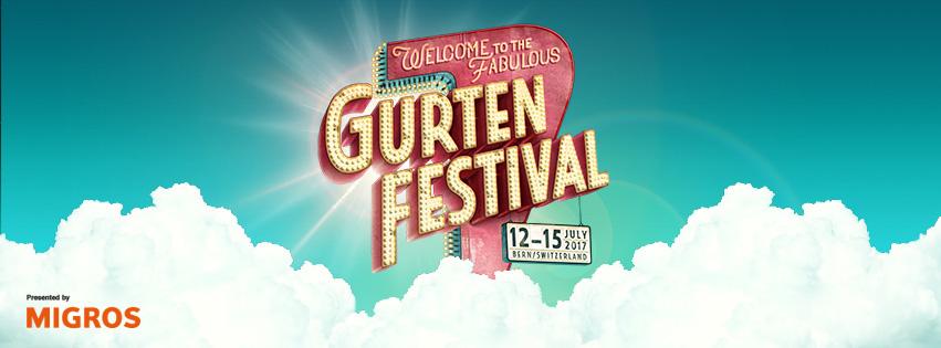 Logo Gurtenfestival 2017