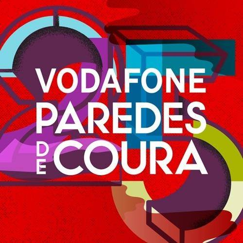 Logo Paredes de Coura 2017
