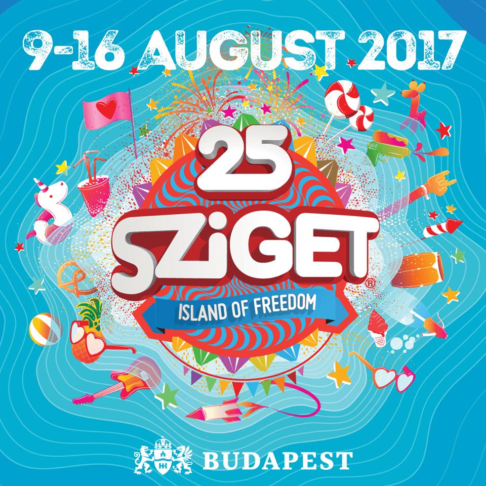 Logo Sziget 2017