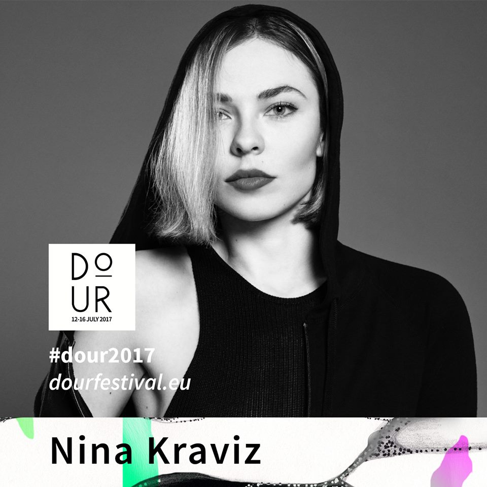 Nina Kraviz, al Dour Festival 2017