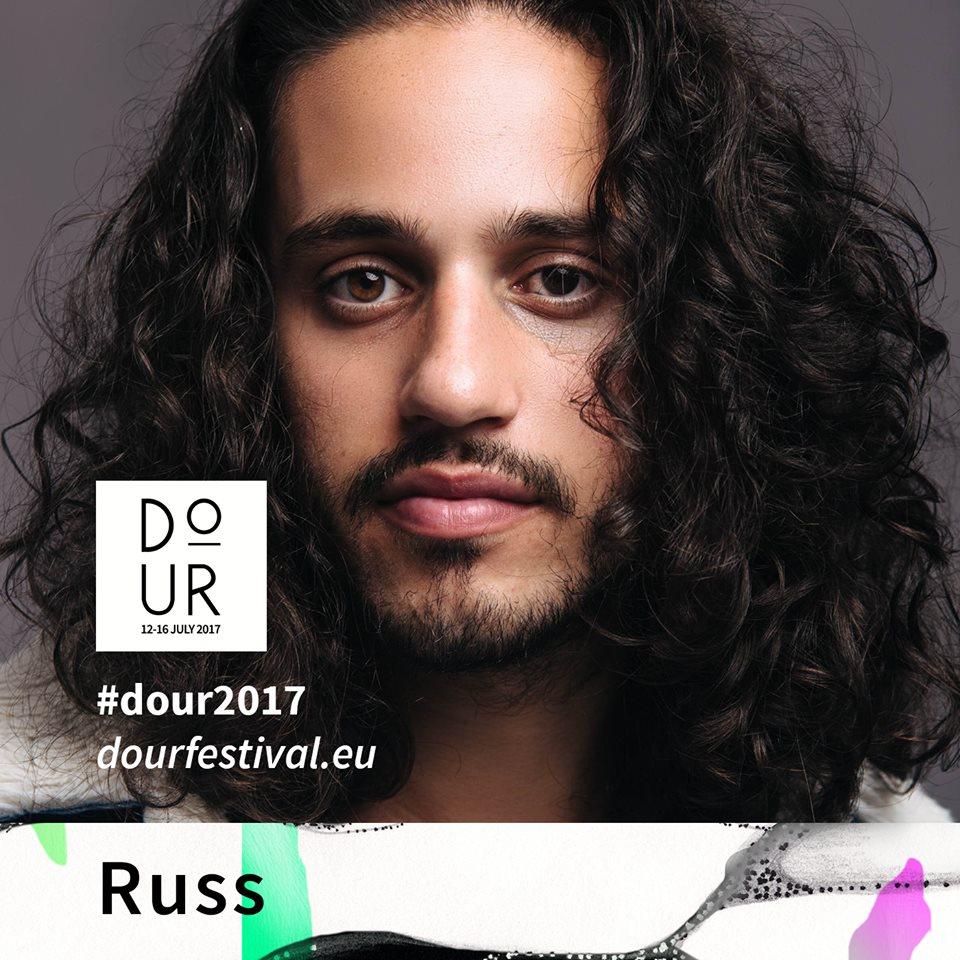 Russ, al Dour Festival 2017