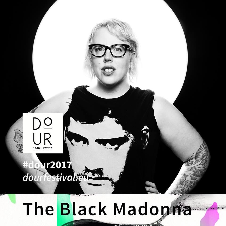 The Black Madonna, al Dour Festival 2017
