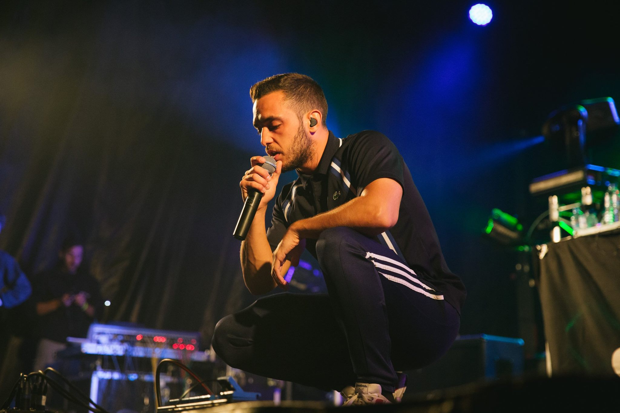 C. Tangana, Osa do Mar 2016