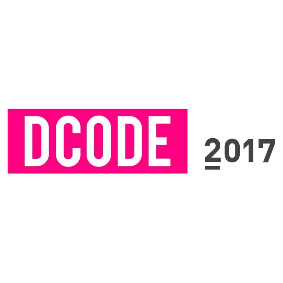 Logo DCODE 2017
