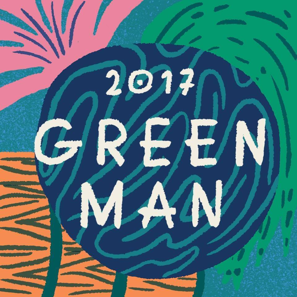Logo Green Man 2017