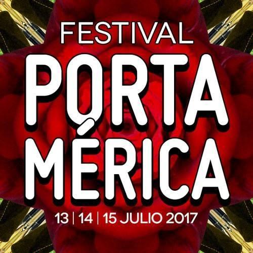Logo PortAmérica 2017