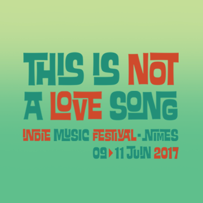 Logo This Is Not a Love Song 2017