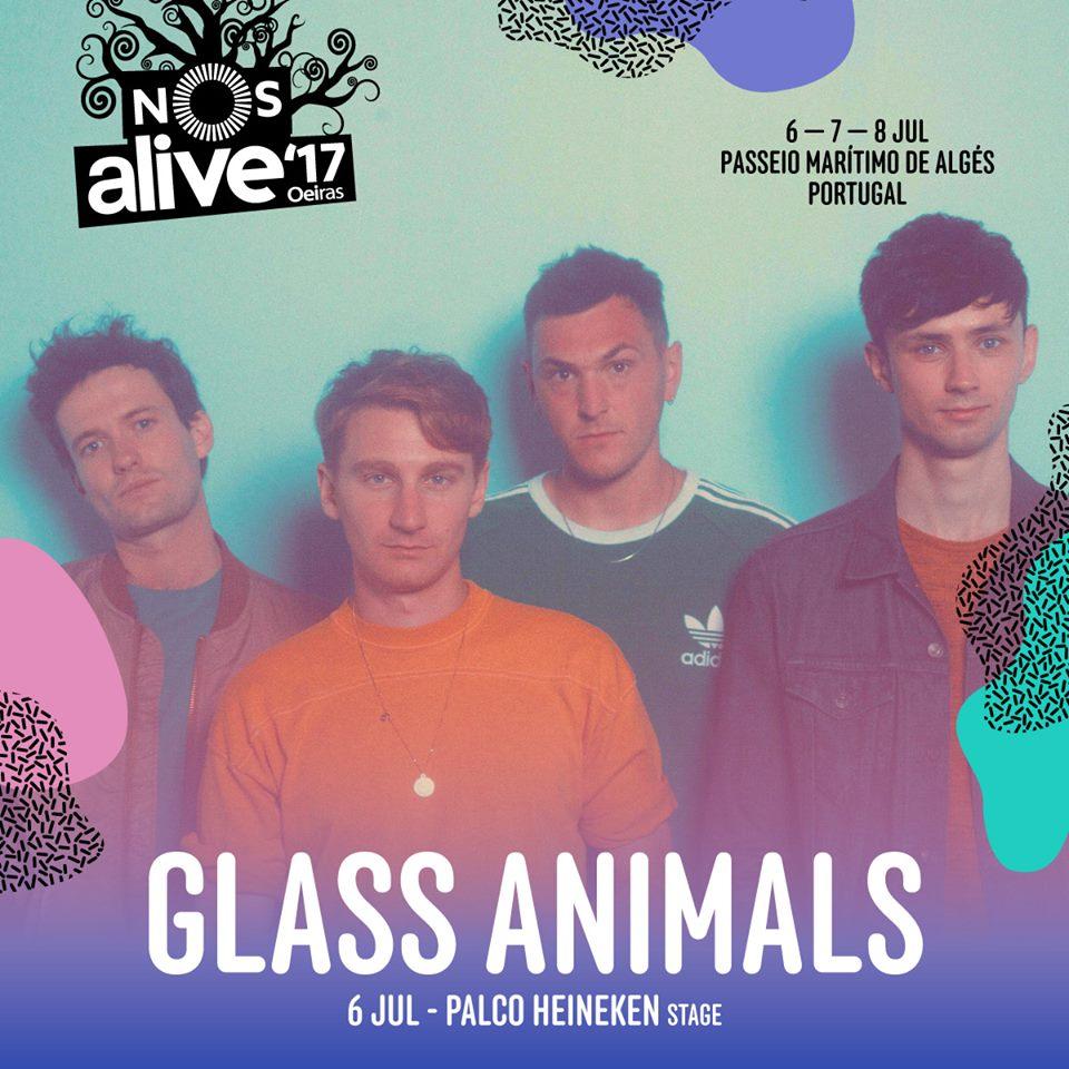 Resultado de imagen de Glass Animals