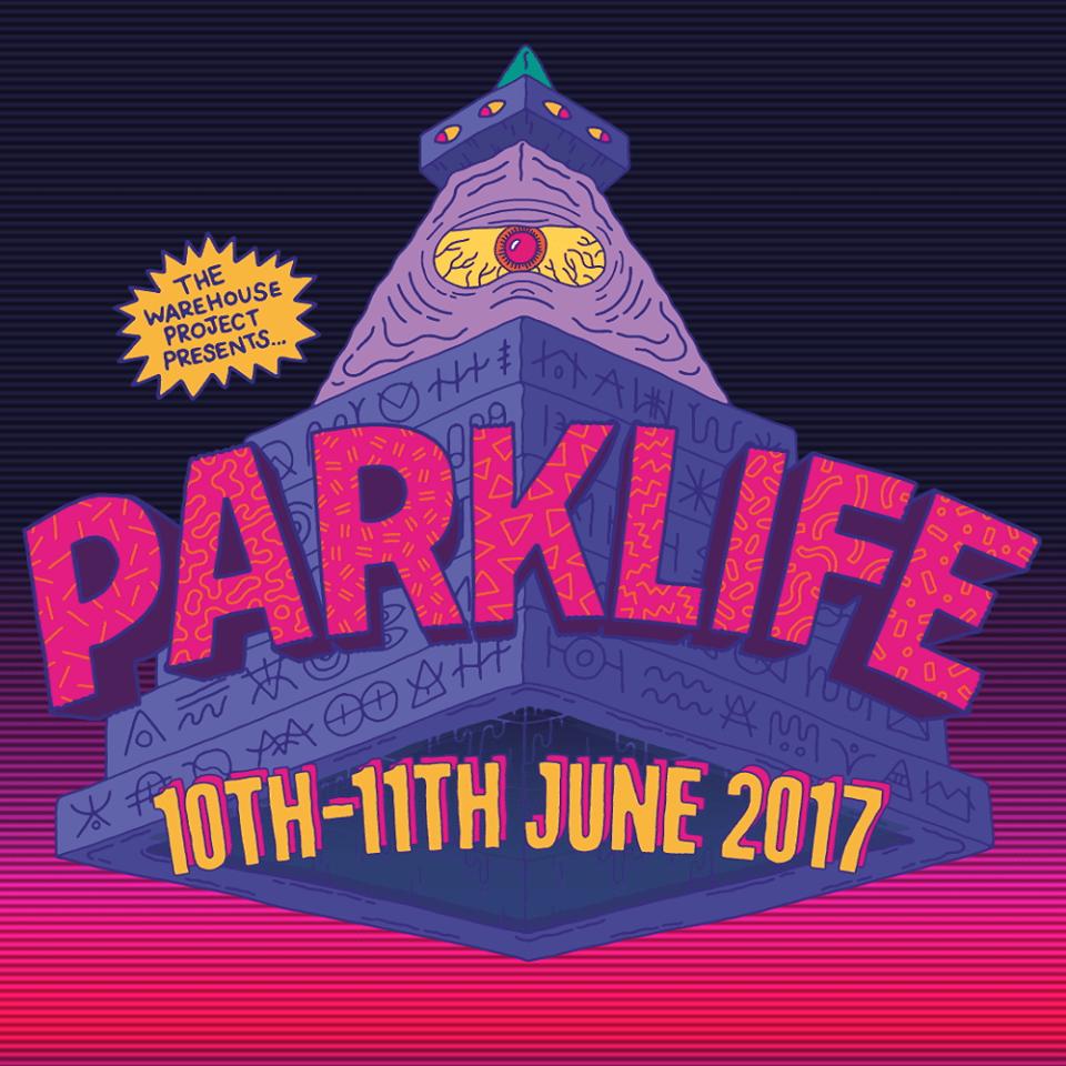 Logo Parklife Festival 2017