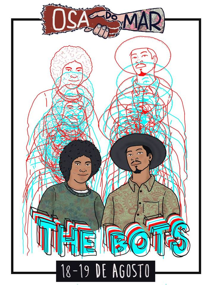 The Bots, al Osa do Mar 2017