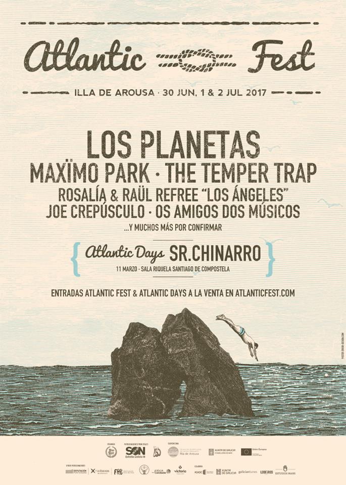 Cartel hasta el momento del Atlantic Fest 2017