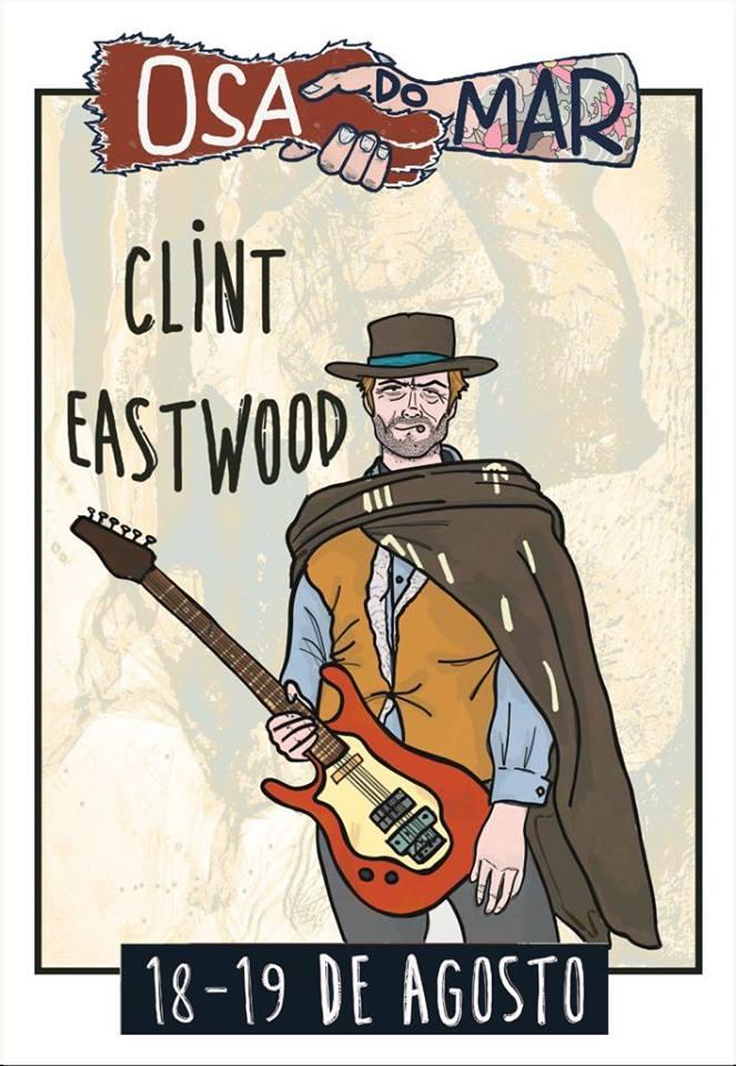 Clint Eastwood, al Osa do Mar 2017