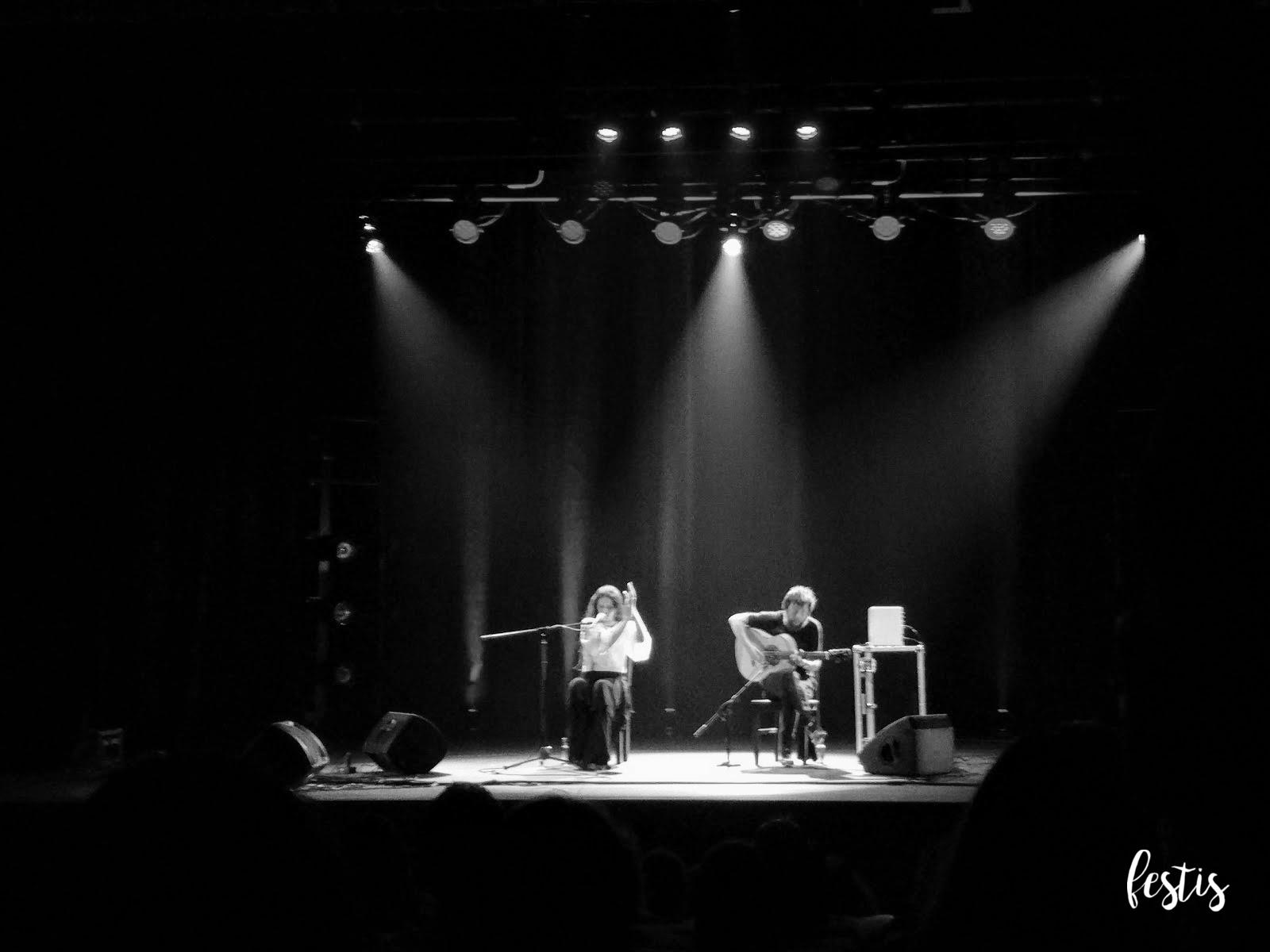 Rosalía & Raül Refree, Atlantic Fest 2017