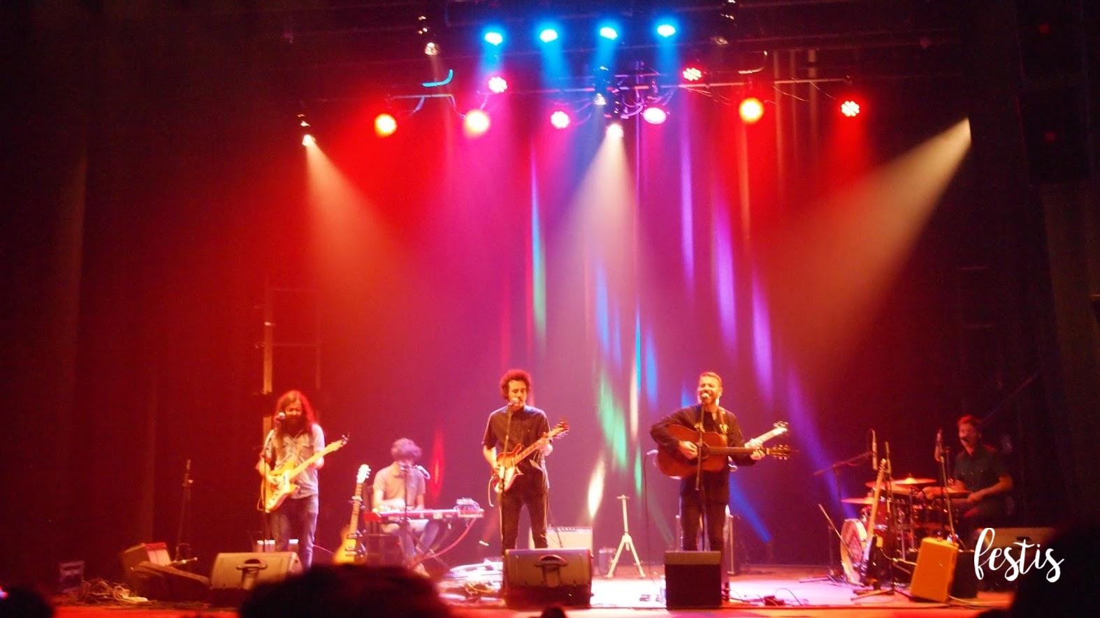 Os Amigos dos Músicos, Atlantic Fest 2017