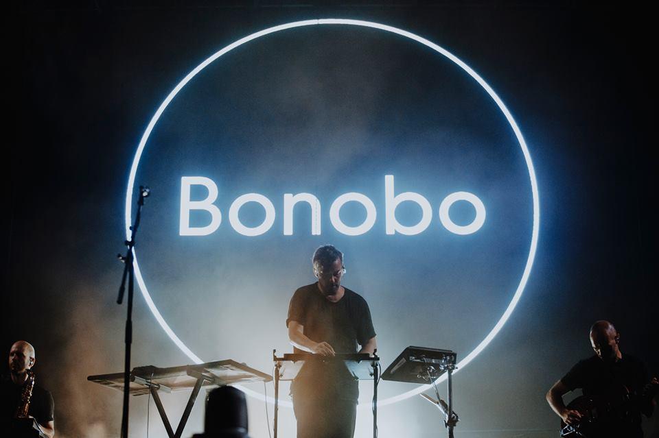 Bonobo, FIB 2017 - Foto de Adrián Morote