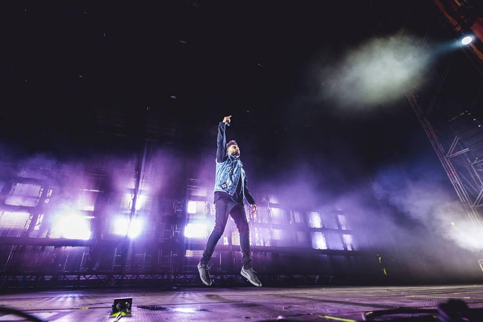 The Weeknd, FIB 2017 - Foto de Jota Martínez