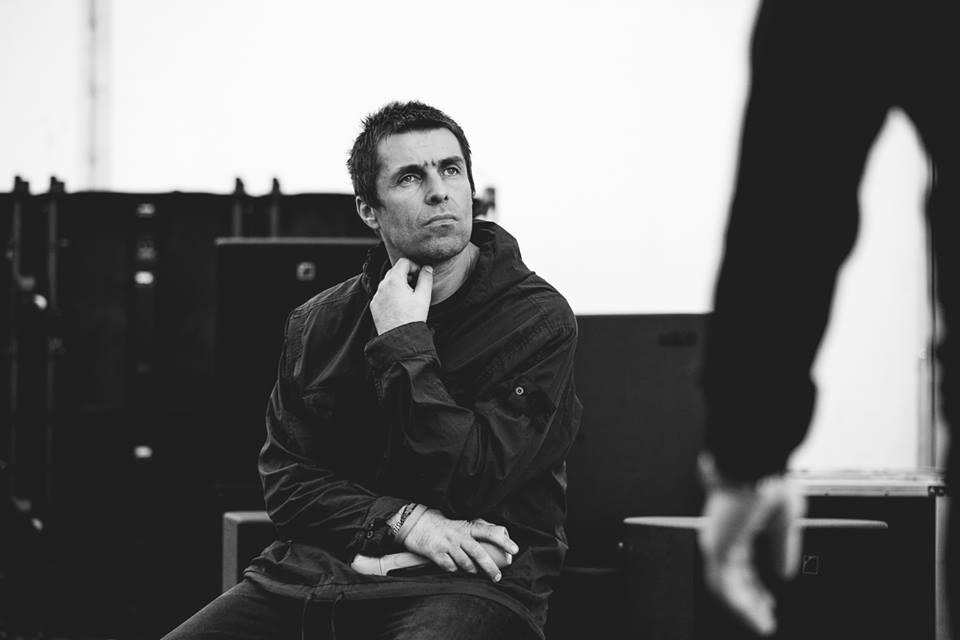 Liam Gallagher, Lollapalooza París 2017 - Foto de Nicko Guihal