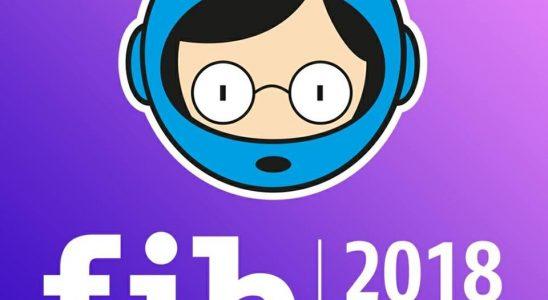 Logo FIB 2018