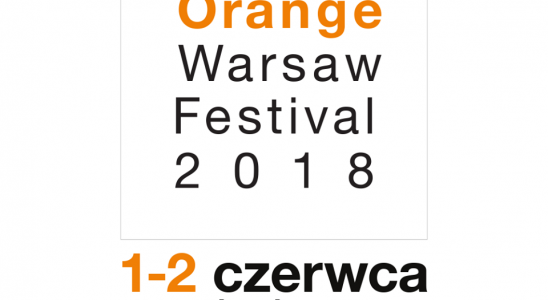 Logo Orange Warsaw 2018