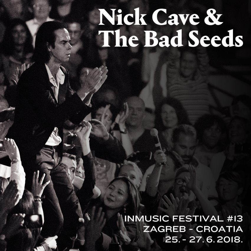 Nick Cave & The Bad Seeds, al INmusic 2018