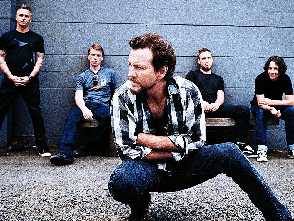 Pearl Jam, al Rock Werchter 2018