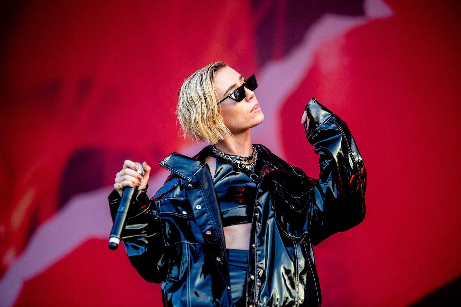 Lykke Li, Sziget 2018 - Foto de Rockstar Photographers