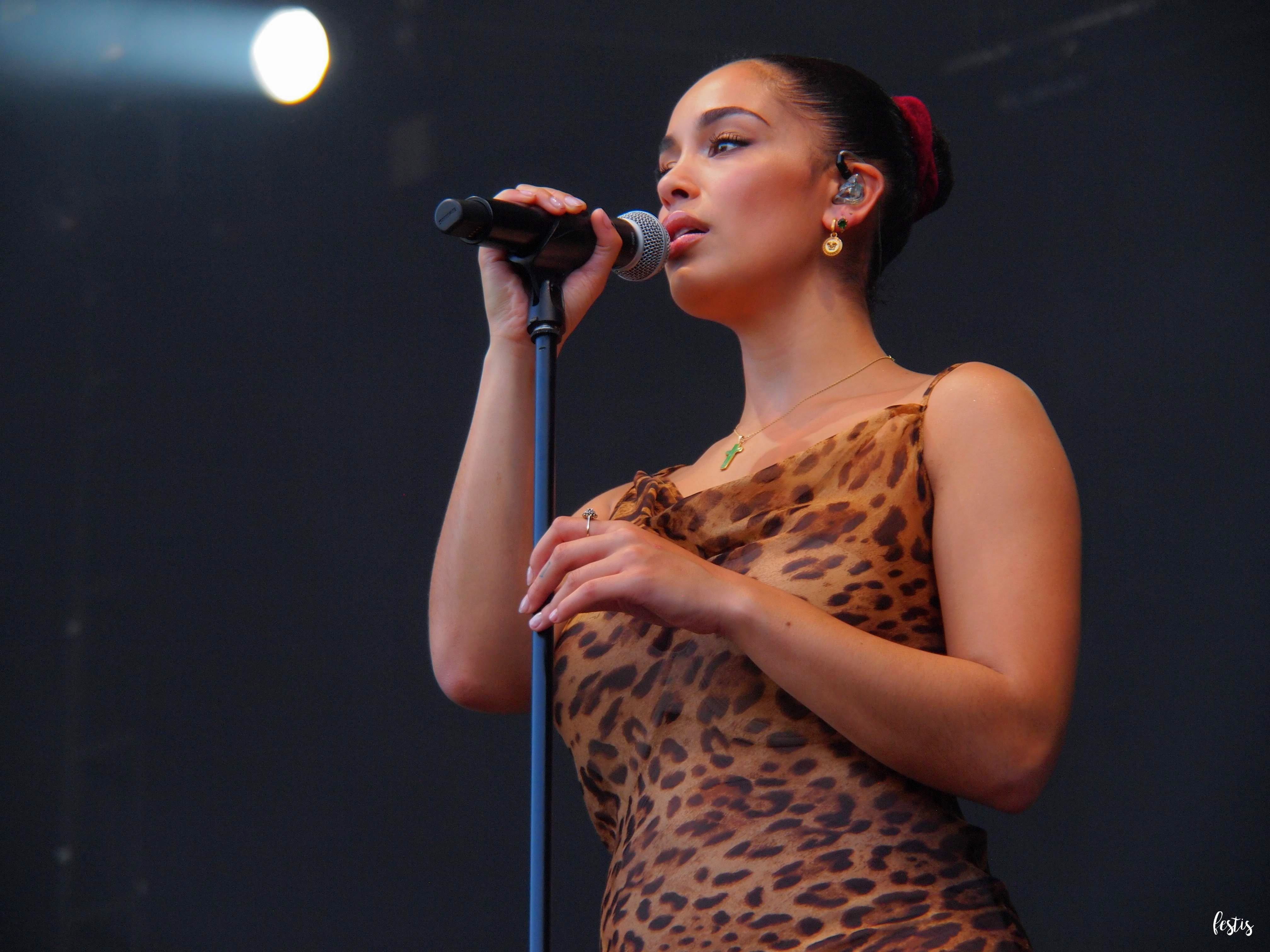 Jorja Smith, Lollapalooza Berlín 2018