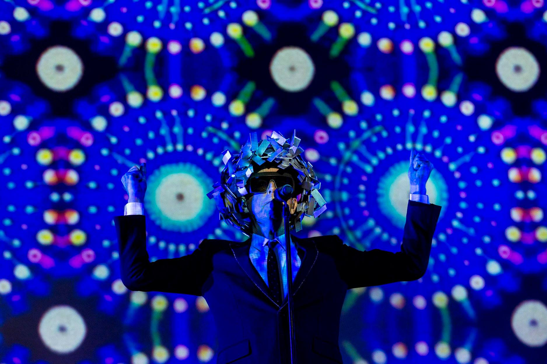 Pet Shop Boys, FIB 2018 - Foto de fiberfib.com