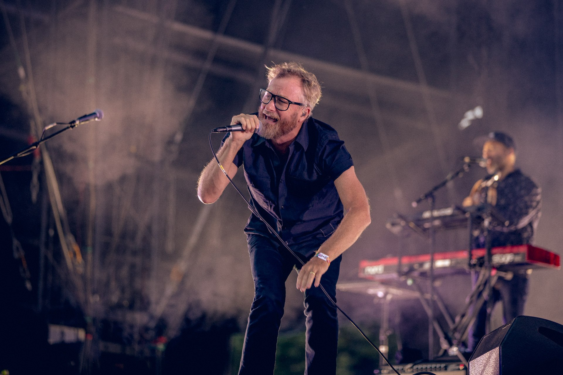 The National, Lollapalooza Berlín 2018 - Foto de Christian Hedel