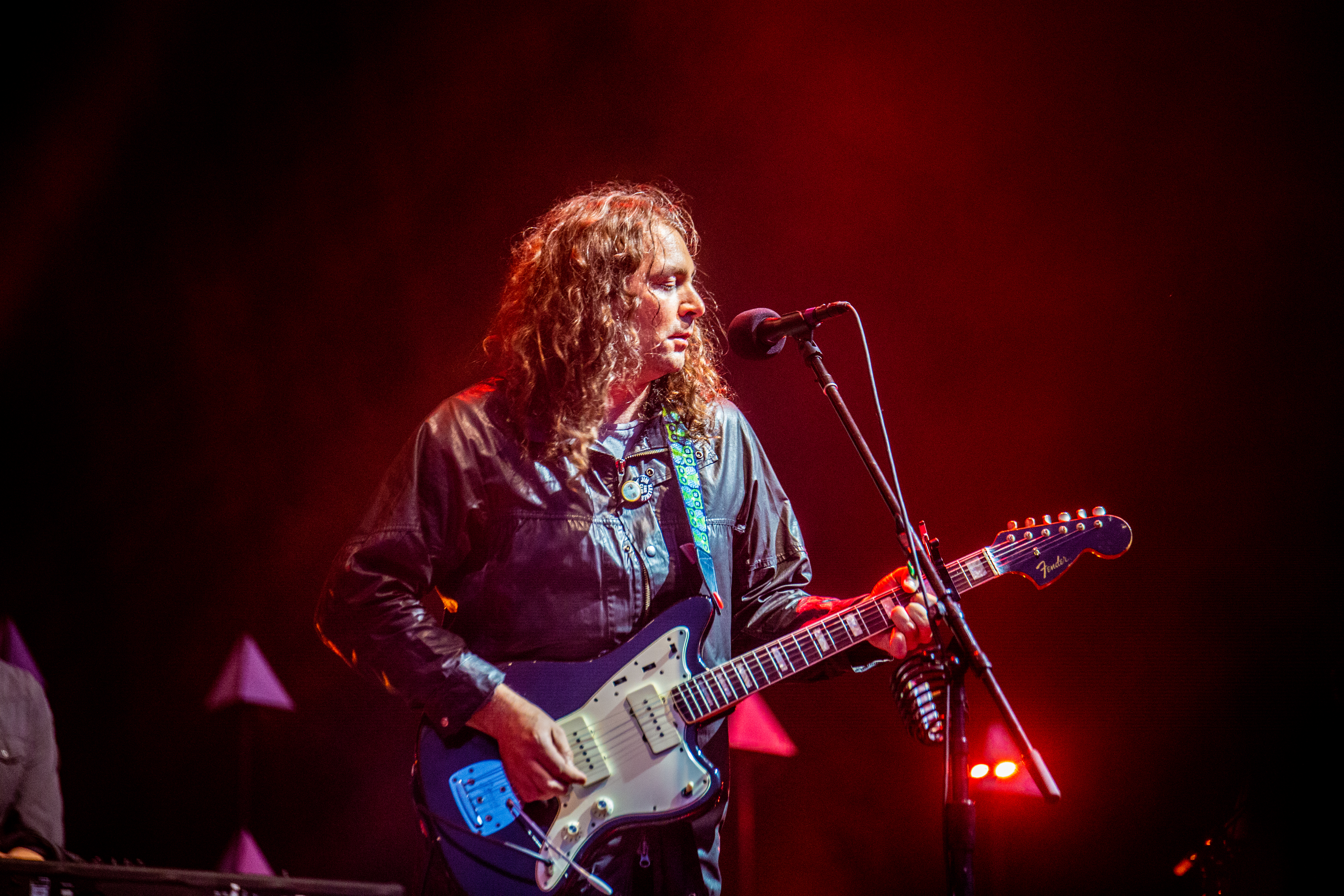 The War On Drugs, Sziget 2018 - Foto de Rockstar Photographers