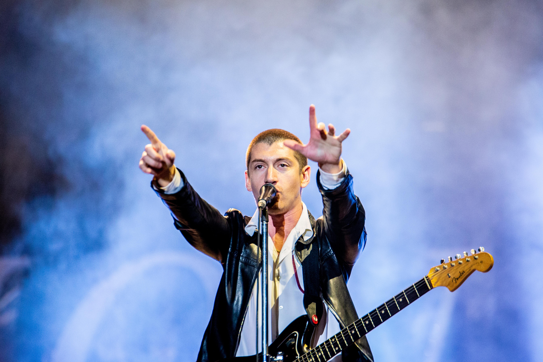 Arctic Monkeys, Sziget 2018 - Foto de Rockstar Photographers