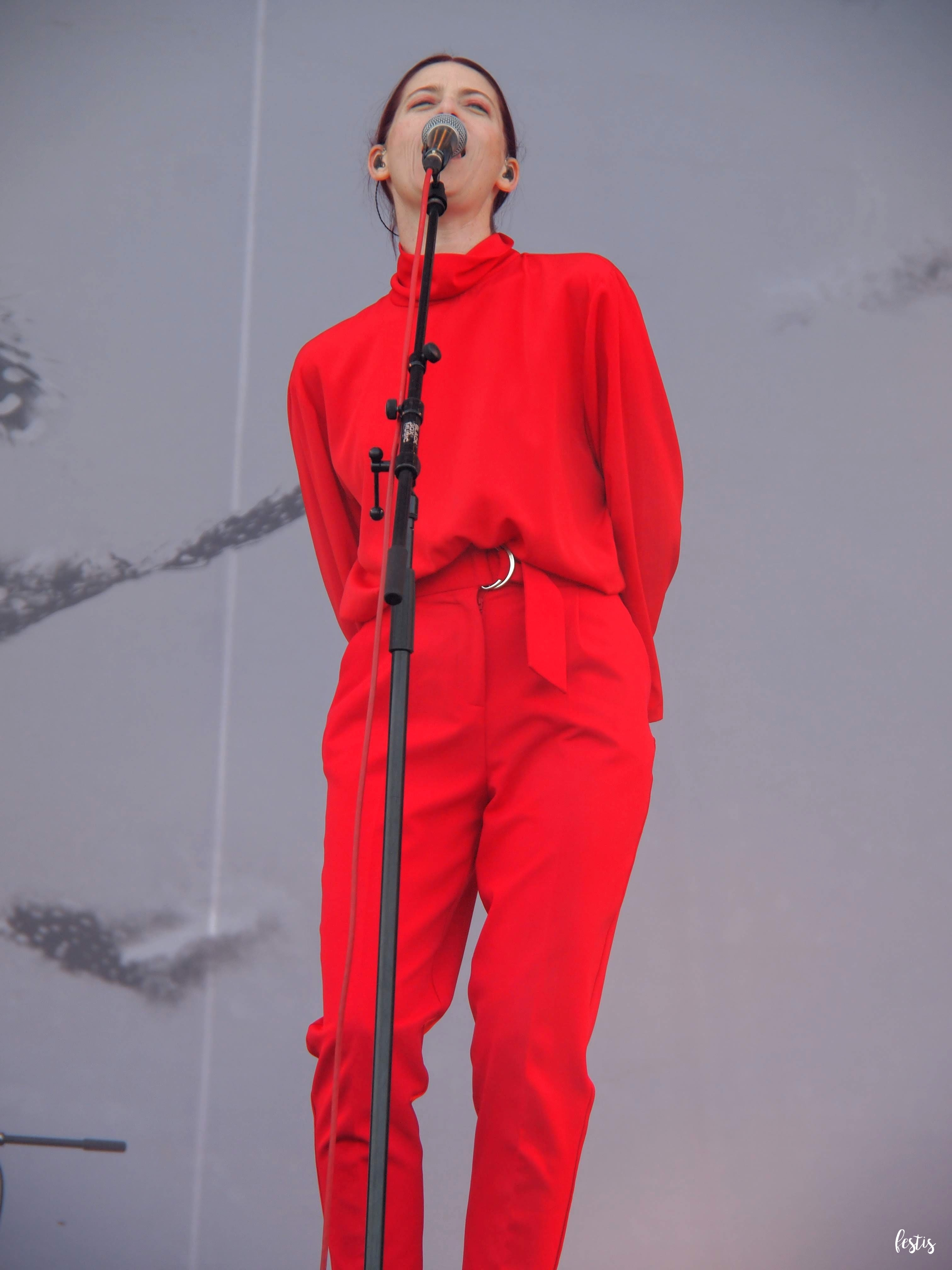 Kat Frankie, Lollapalooza Berlín 2018