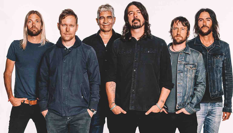 Foo Fighters, confirmados para el Sziget 2019