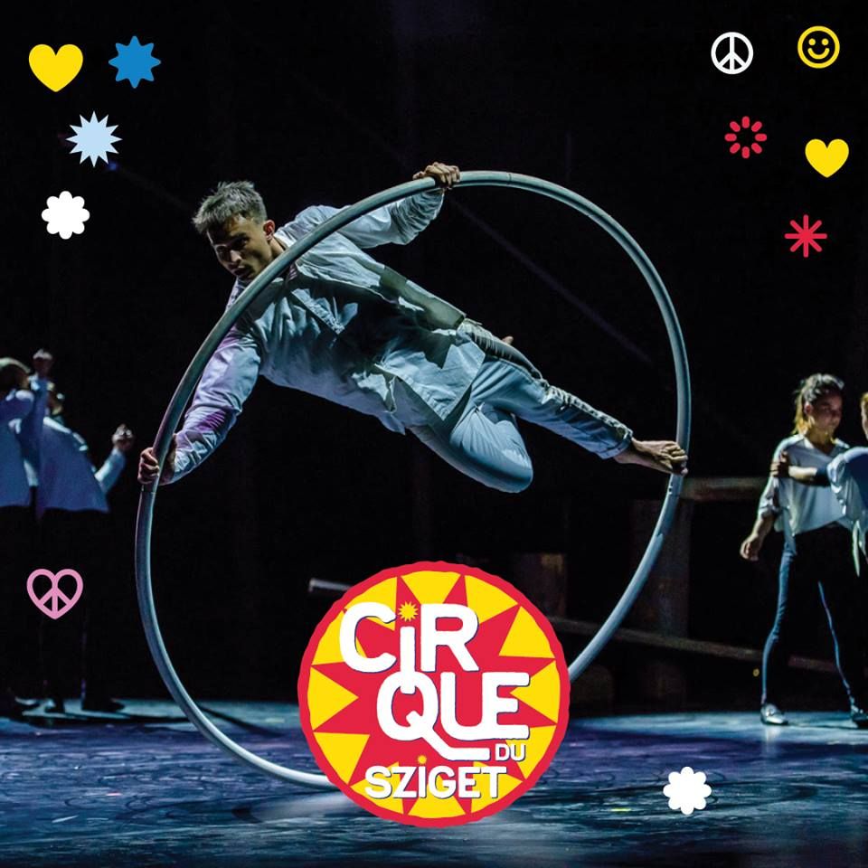 Cirque du Sziget 2019