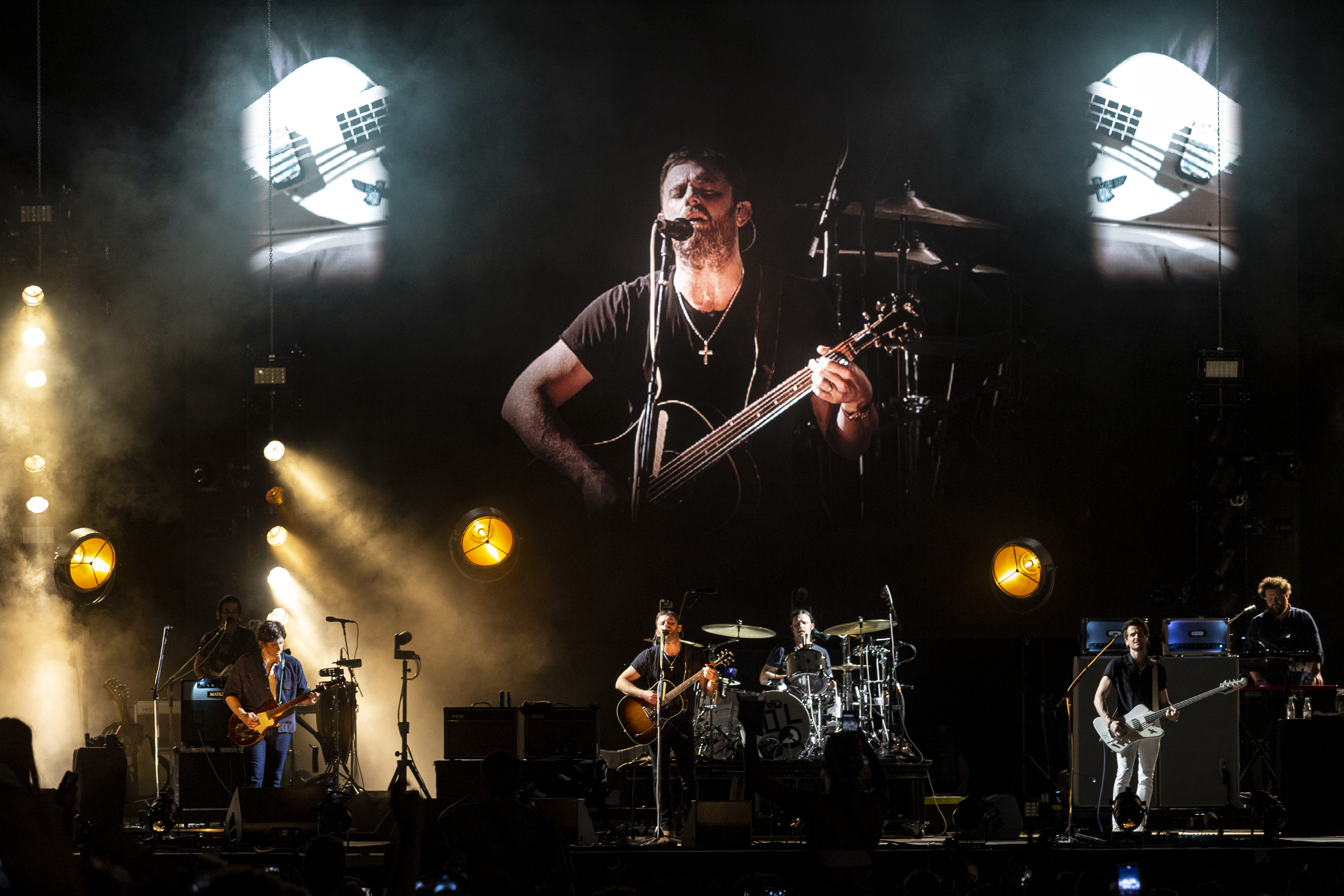 Kings Of Leon, FIB 2019 - Foto de Pau Bellido