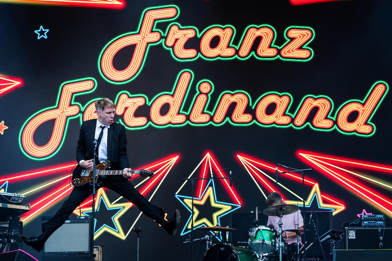 Franz Ferdinand, Sziget 2019 - Foto de Rockstar Photographers