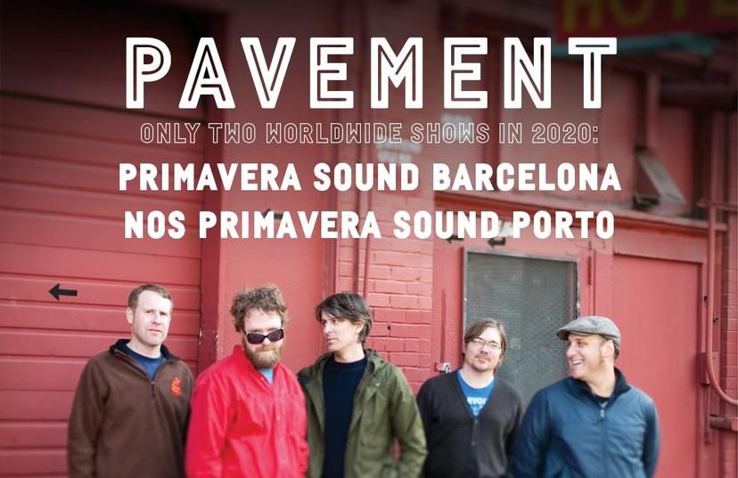 Pavement, Primavera Sound 2020