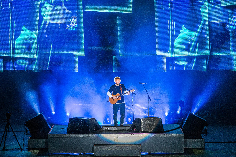 Ed Sheeran, Sziget 2019 - Foto de Rockstar Photographers