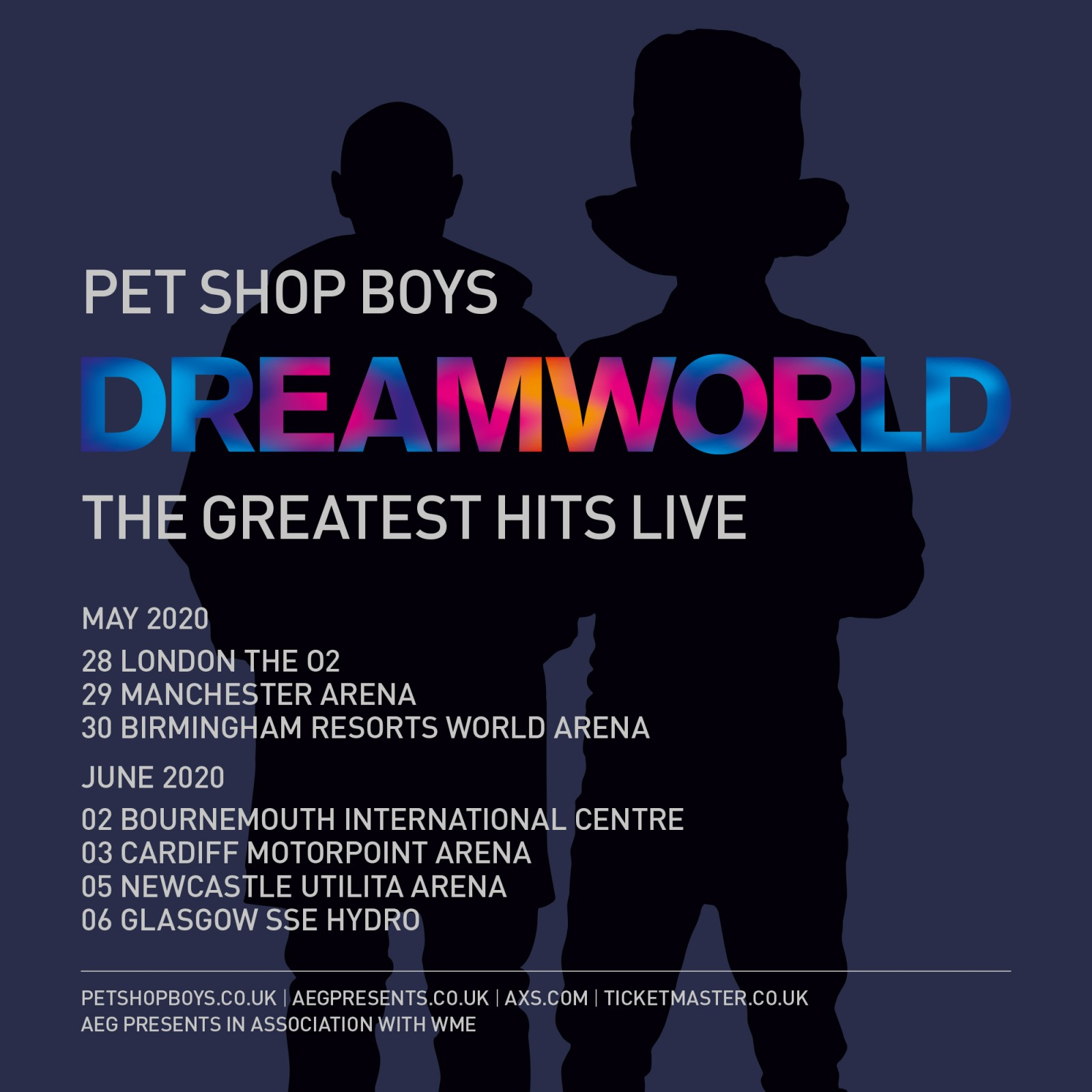 Pet Shop Boys, Dreamworld Tour