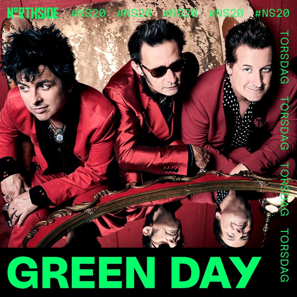 Green Day, al NorthSide 2020