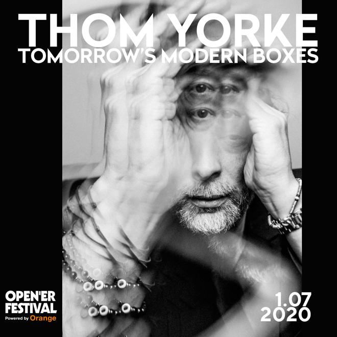 Thom Yorke Tomorrow's Modern Boxes, al Open'er 2020