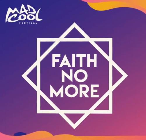 Faith No More, al Mad Cool 2020