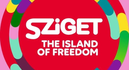 Logo Sziget 2020